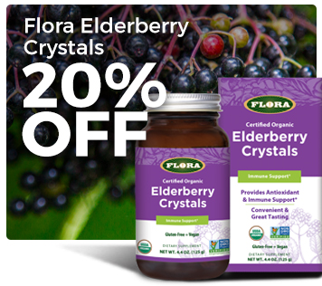 Flora Elderberry Crystals Sale