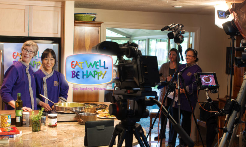 Eat Well Be Happy Cooking Show